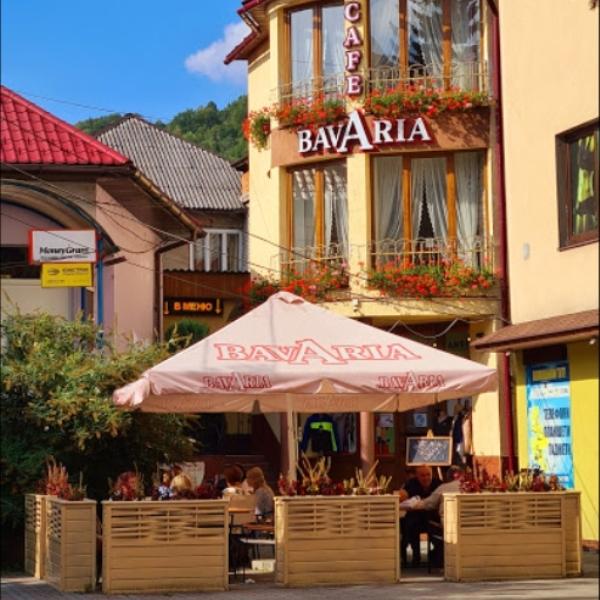 кафе баварія